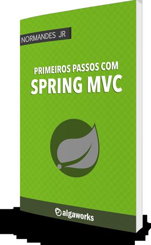 Livreto de Spring MVC